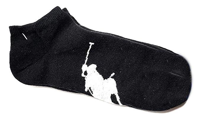 Polo Ralph Lauren - Calcetines de deporte - para hombre Negro ...