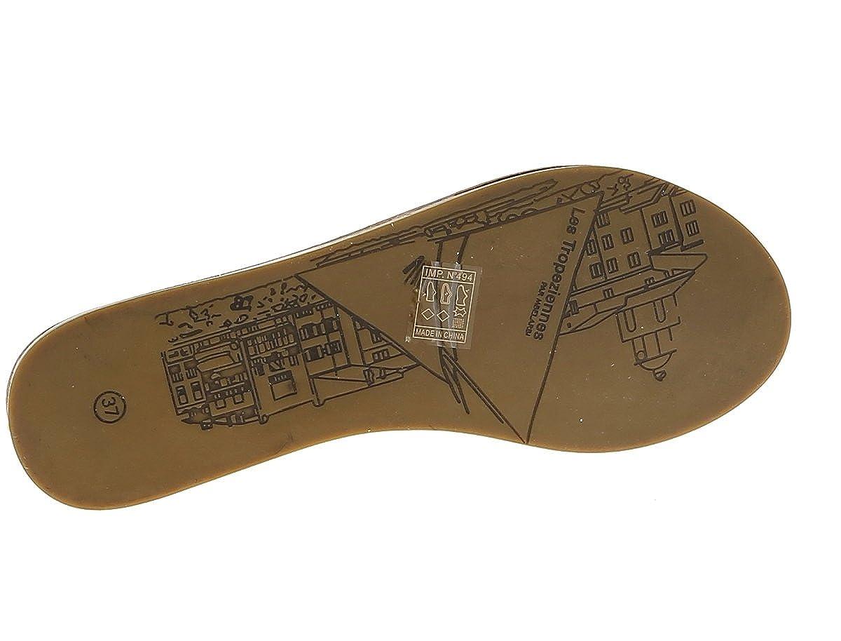 Les Tropeziennes M. Belarbi Damens Geronima Damens Belarbi Sandalen Yellow 2ac56d