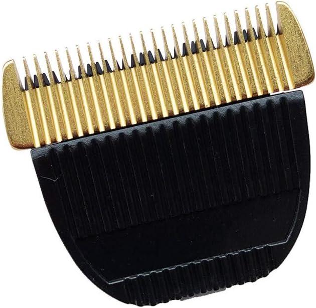 Lukame Cabezal de Repuesto, Piezas de Repuesto para La Afeitadora Eléctrica - Compatible con Afeitadoras Panasonic Er-Gp80 1610 1611 1511153154160 Vg101 Modelo