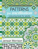 Patterns for Meditation Colouring Book for Adults