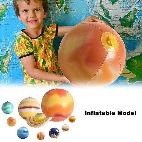 voloki Sistema de Sistema Solar Inflable Modelo Educativo ...