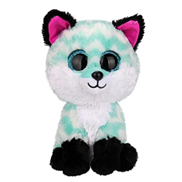fiaya bebés muñeca de peluche de ojos grandes animales de peluche suave juguete, A