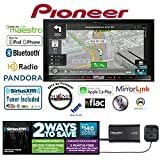 Pioneer AVIC-8100NEX In Dash Double Din 7