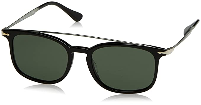 3462c86a57 Image Unavailable. Image not available for. Color  Persol Men s Po3173s  54Mm Sunglasses