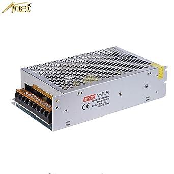 Switching Power Supply Transformer Regulated 110-220V 240W 12V 20A