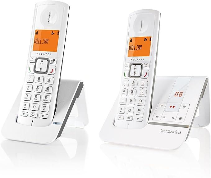 Alcatel Versatis F230 Voice Duo: Amazon.es: Electrónica