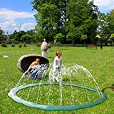 Little Kids Water Sprinkler For Kids Review and Comparison