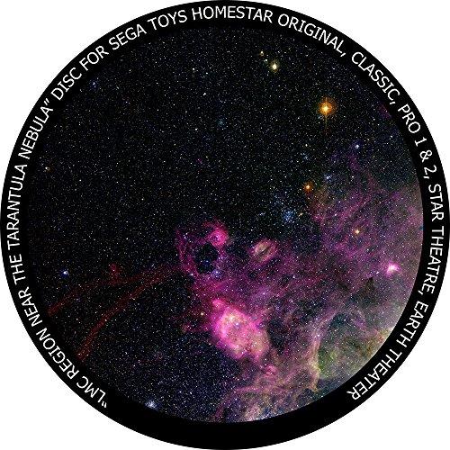 LMC Region Near The Tarantula Nebula disc for Segatoys Homestar Pro 2, Classic, Original, Earth Theater Home Planetarium