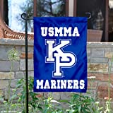 College Flags and Banners Co. US Merchant Marine Mariners KP Logo Garden Flag