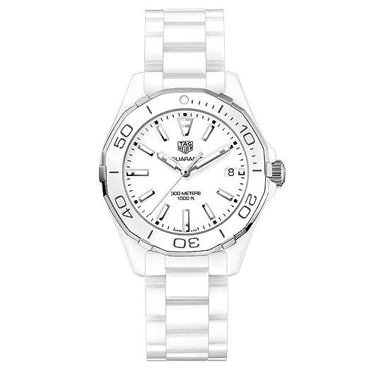 Tag Heuer WAY1391.BH0717_wt Reloj de pulsera para mujer: Tag Heuer: Amazon.es: Relojes