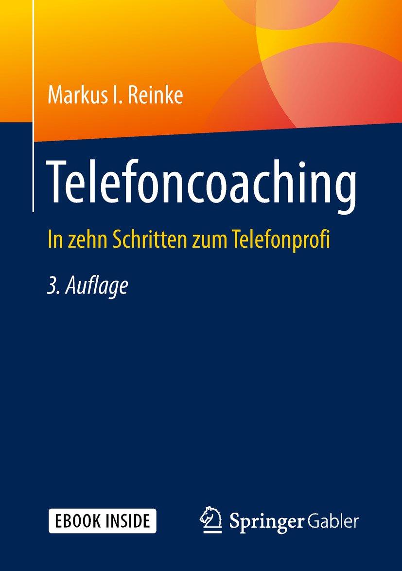 Telefoncoaching  In Zehn Schritten Zum Telefonprofi