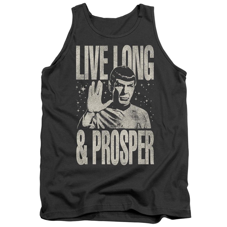 Star Trek - Mens Prosper Tank Top