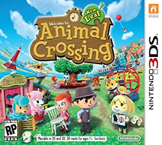 Animal Crossing: New Leaf (B0053BCML6) | Amazon price tracker / tracking, Amazon price history charts, Amazon price watches, Amazon price drop alerts