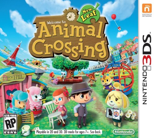 Animal Crossing: New Leaf (Crossing World Animal Nintendo Ds Wild)