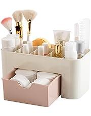 Bonjouree Tiroir de Rangement Bureau Maquillage Cosmétique Supports Boîte économiser de l'espace