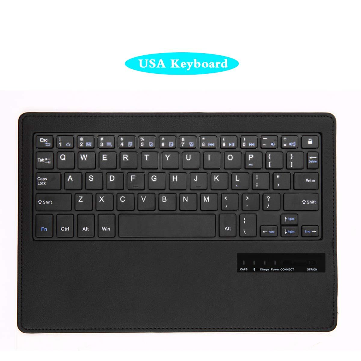 Amazon.com: Lenovo Yoga Tab3 Pro 10.1 X90F Keyboard Card ...