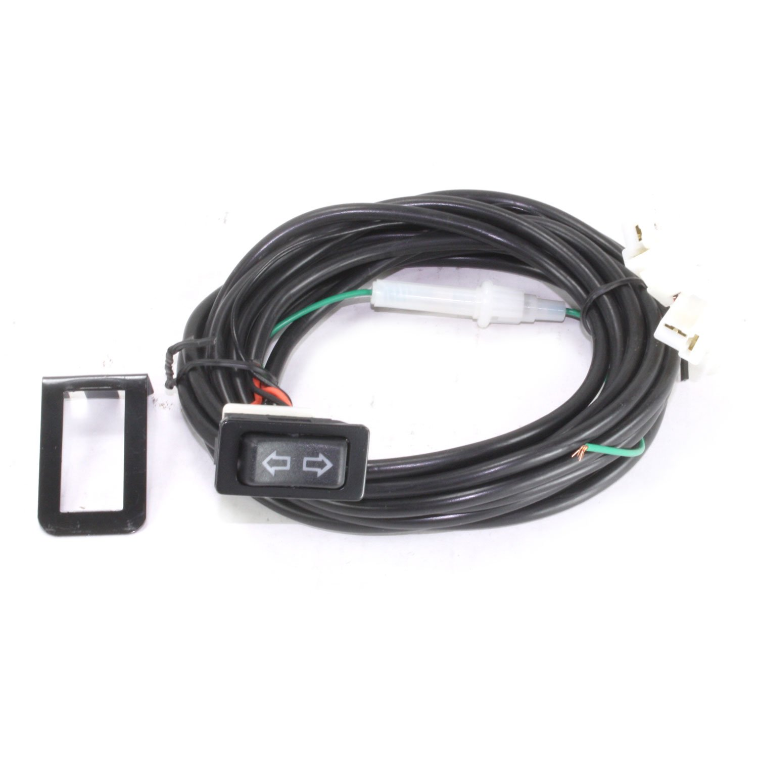 Doug's Headers DEC6230 Dual Wiring Harness (Electric Cut-Out Replacement), 1 Pack