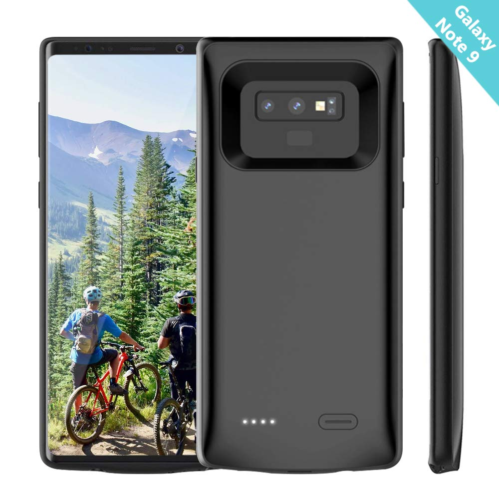 Funda Con Bateria De 5000mah Para Samsung Galaxy Note 9 Mbuynow [7h3256jb]