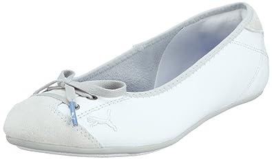 ballerina puma weiß