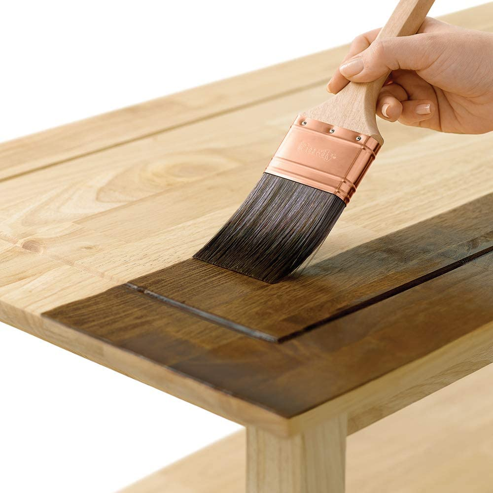 how long does stain last on wood