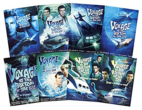 Voyage to the Bottom of the Sea - The Complete Series (Becker The Complete Series)