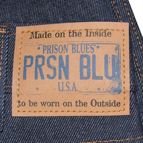 Prison Blues Regular Rigid Jeans