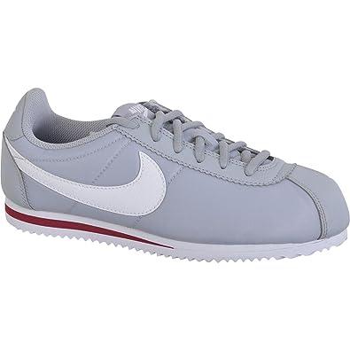 wholesale dealer fc643 f06b2 Nike Cortez Nylon (gs) - Laufschuhe, Herren, Farbe Grau (Wolf Grey
