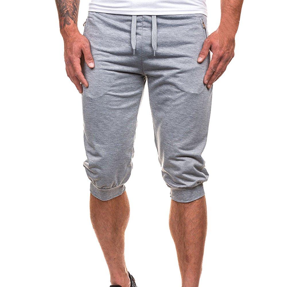 Hombres Pantalones de Softshell Transpirable Fleece Lined ...