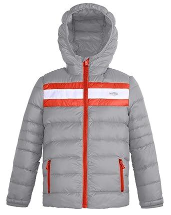 3248593a0491 Amazon.com  Wantdo Boys Girls Lightweight Puffer Down Jacket ...