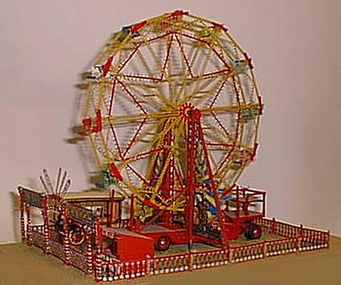 Langley Models Big Wheel / Rueda de la fortuna OO escala atracciones sin pintar Kit Q24: Amazon.es: Juguetes y juegos