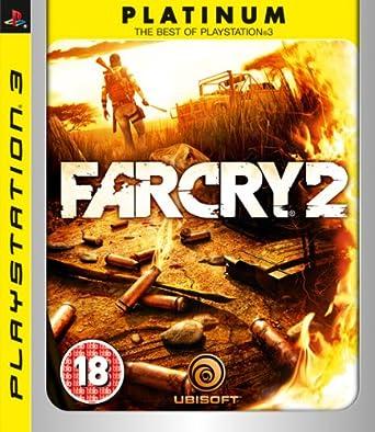 Amazon Com Ps3 Far Cry 2 Platinum Edition Video Games