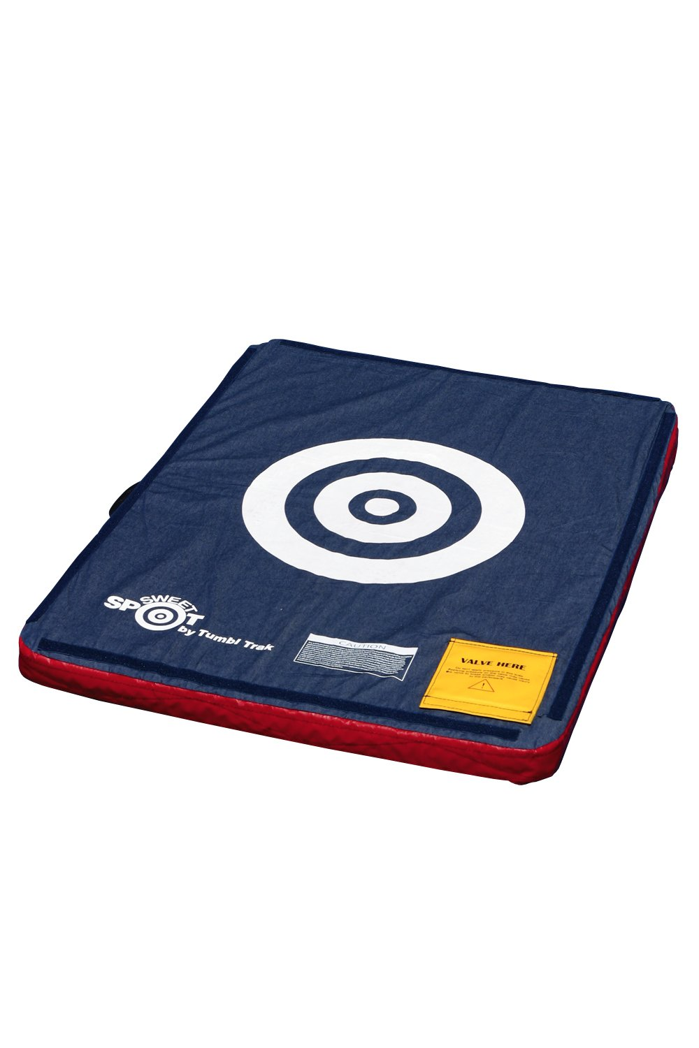 Tumbl Trak Sweet Spot with Denim Cover and Hand Pump