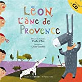 Léon, l'âne de Provence (1CD audio) (French Edition)