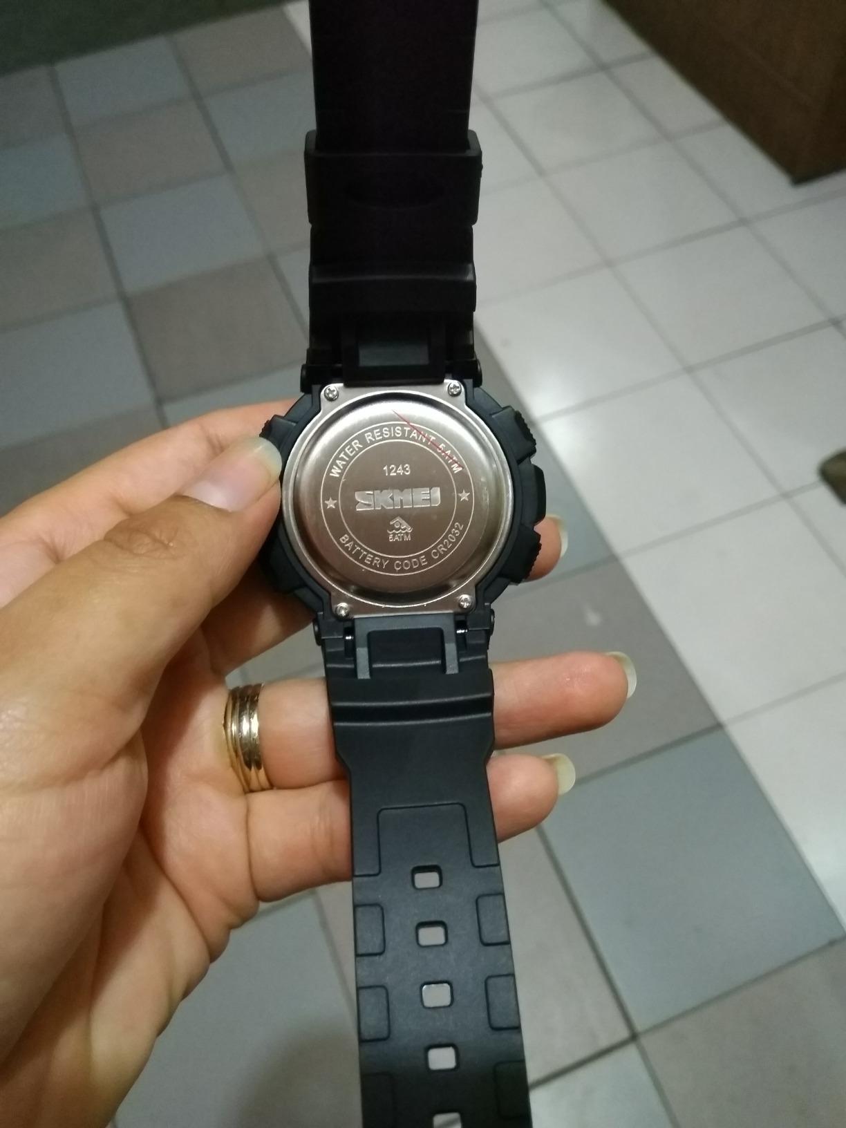 Reloj Skmei 1243 Digital 828996ce4b92
