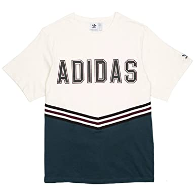 eaa8447e396 Amazon.com  adidas Originals Womens Adi Break Short Sleeve T-Shirt  Clothing