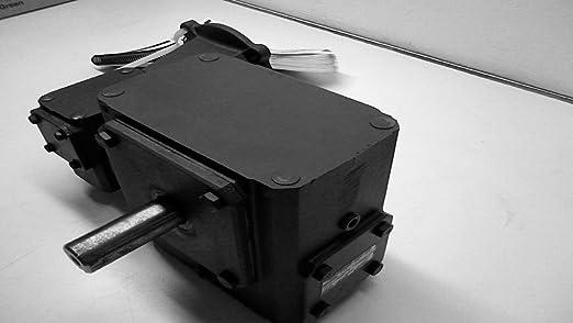 "Lexar MRV040 Worm Gear Speed Reducer 3//4/"" Keyed Double Output Shaft Kit"