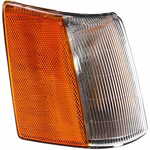 - For 1993-1998 JEEP GRAND CHEROKEE Passenger Side OEM Replacement Corner Light PARK SIGNAL SIDE MARKER LAMP CH2521121