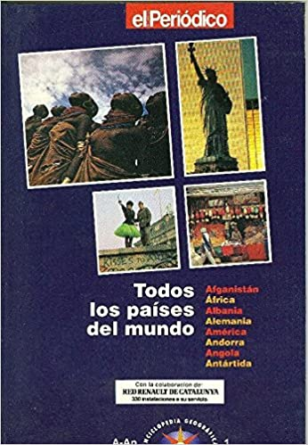 Amazon.com: Todos los paises del Mundo volumen 01: Varios: Books
