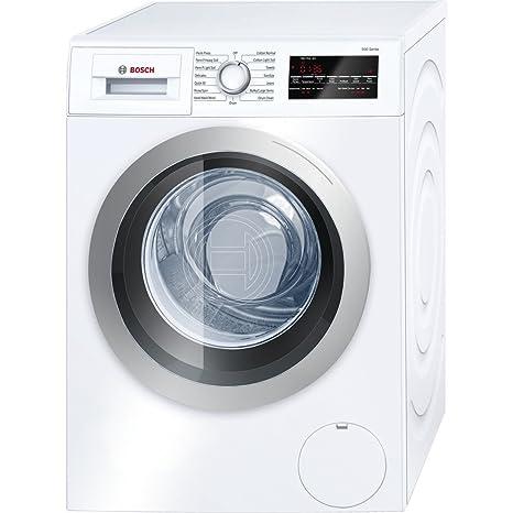 amazon com bosch wat28401uc 500 2 2 cu ft white stackable front rh amazon com Bosch Nexxt Premium Dryer Bosch Nexxt 800 Dryer Specifications