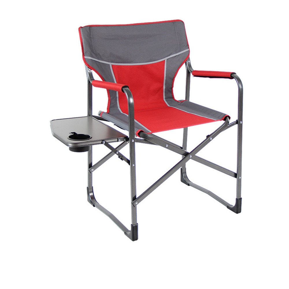 RFVBNM Lounge Sessel multifunktionell Direktor Stuhl faltbar Seat Aluminium Director Chair