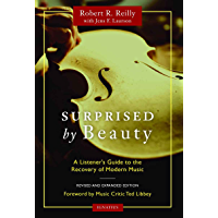 Surprised by Beauty: A Listener's Guide to the Recovery of Modern Music book cover