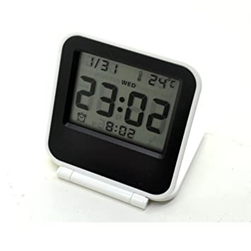 Smart Electronic Digital Travel Alarm Clock
