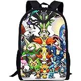 CuMagical Middle School Backpack for Elementary School Lightweight Cute Cartoon Kids Book Bag