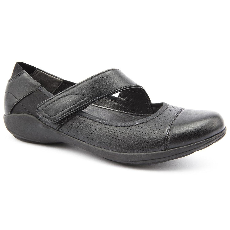450232f8 Clarks Womens Indigo Bar - Black (4.5 UK): Amazon.co.uk: Shoes & Bags
