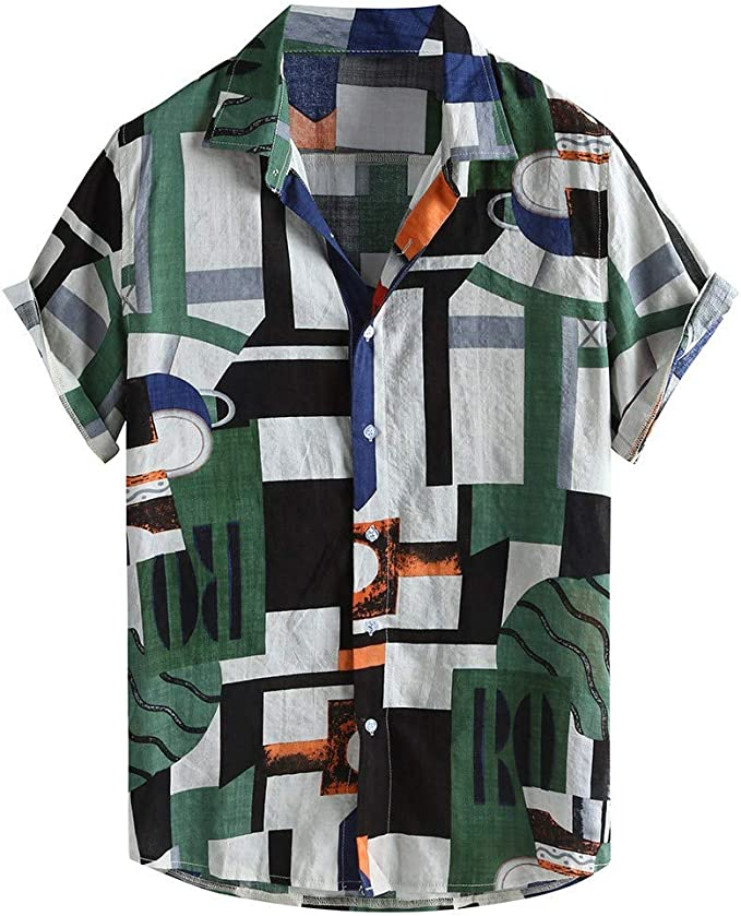 Amazon.com: Camisa de manga larga para hombre, estilo ...