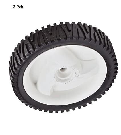 SET AYP/Sears/Craftsman/Husqvarna Drive Wheel 702236 2 86691 87729