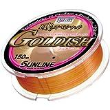 サンライン(SUNLINE) ナイロンライン 磯スペシャル GOLDISH 150m 3号