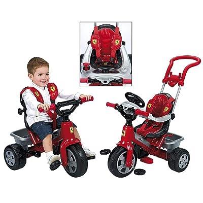 Feber Trike Ferrari 1: Toys & Games