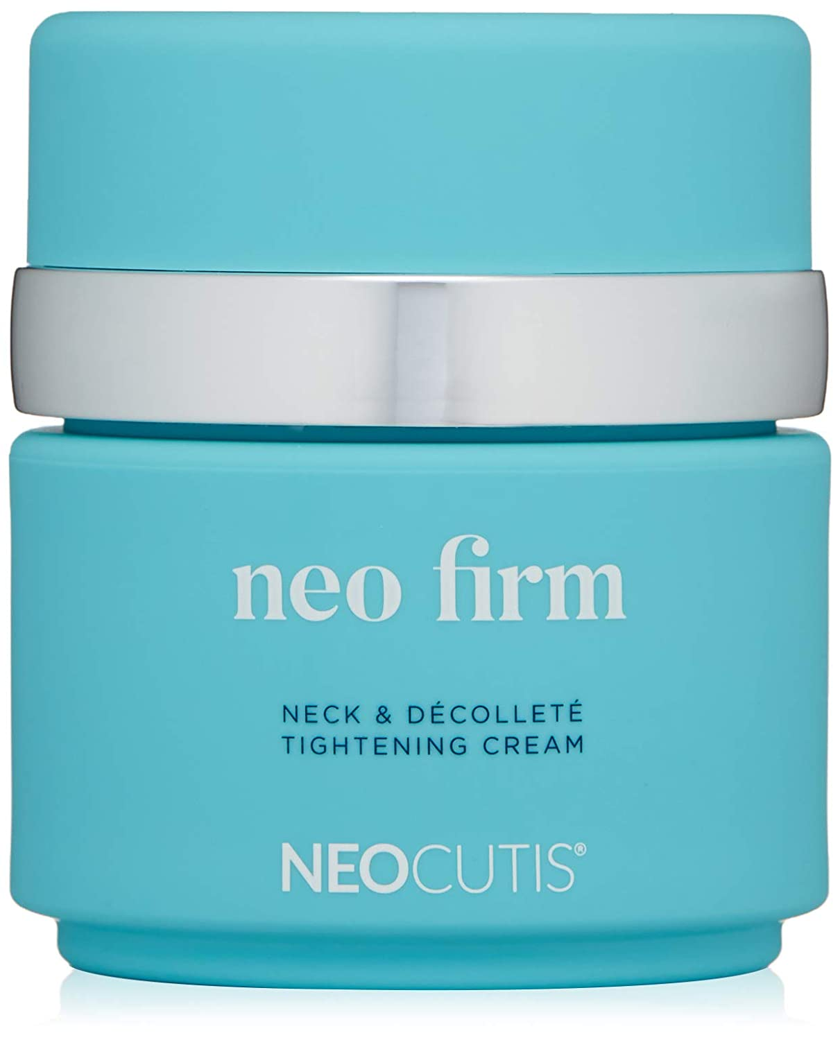 NEOCUTIS Neo Firm | Neck & Tightening Cream | 2 Month Supply |Restores elastin & collagen to firm and tighten skin plus diminish the appearance of age spots and uneven skin tone | Dermatologist Tested: Premium Beauty