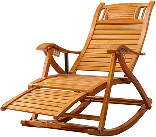 Tommy Bahama Outdoor Cushions, Amazon Com Sjysxm Recliners Adjustable Chaise Lounge Chair Recliner Outdoor Rocking Deck Chair Folding Rocking Chair For Patio Beach Yard Lawn Pool Color B Garden Outdoor